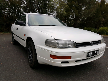 TOYOTA CAMRY Ringwood Maroondah Area Preview