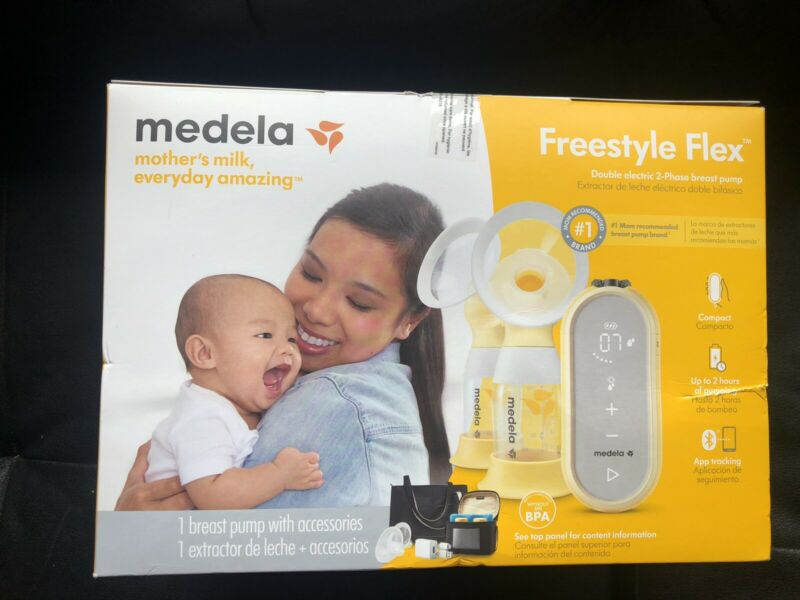 GENUINE Medela Freestyle Flex Double Electric 2 Phase Breast Pump