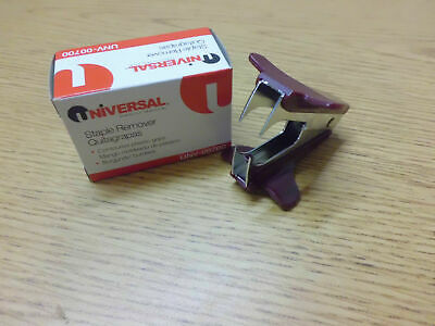 12x Universal Staple Removers Unv-00700