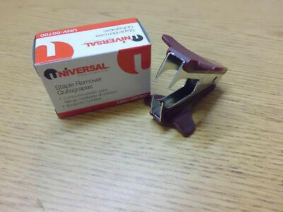 One Dozen 12 Universal Staple Removers Unv-00700