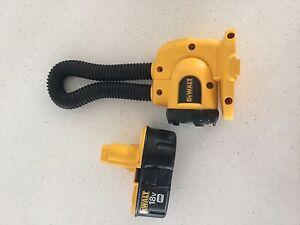 Dewalt 18V Flexi torch and battery Warana Maroochydore Area Preview