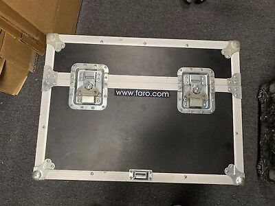 Faro Vantage Laser Tracker Mcu Shipping Case C-pkg-05045-000