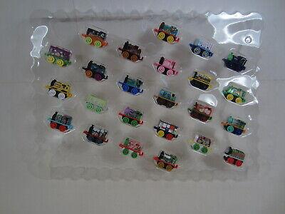 *New in Open Box* 2018 Thomas & Friends Advent Calendar with 24 Mini Trains #J