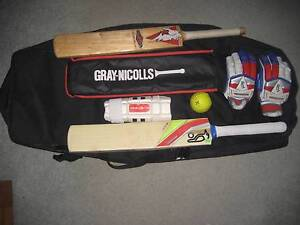Cricket bats & accessories Condell Park Bankstown Area Preview