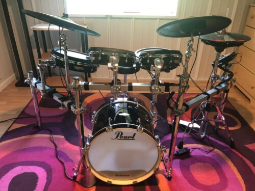 Pearl e/MERGE e/Hybrid Electronic Drum Set