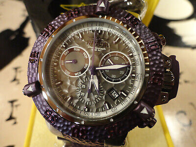 Invicta 27864 50mm Subaqua Noma III Hammer Swiss Chronograph S/S Bracelet Watch