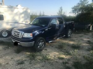2008 Ford F-150 SuperCrew 4x4