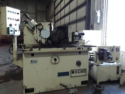 1991 Acme Rc 2-75 Centerless Grinder Excellent Condition