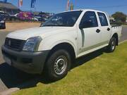 2006 Holden Rodeo dual cab 113000km Wangara Wanneroo Area Preview