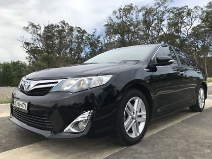 UBER Camry Hybrids 4 Hire - Make $$$ NOW! Castle Hill The Hills District Preview