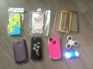 iPhone case Samsung case and fidget spinners Christmas gift