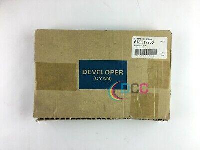 Oem Xerox Docucolor 240 Cyan Developer 675k17960