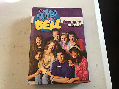 The Wedding Bell (Saved by the Bell: The Complete Collection DVD NO HAWAIIAN WEDDING DISC)