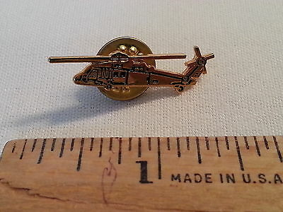 Used, UH-60 Blackhawk Sikorsky US Army Helicopter Pin / NEW for sale  Clinton
