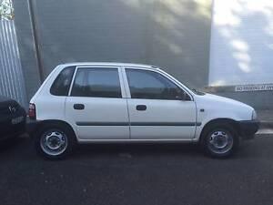 1996 Suzuki Alto Hatchback Paddington Eastern Suburbs Preview