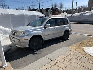Nissan X-Trail Extreme Edition