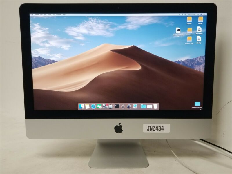 "Apple iMac ME086LL/A Core i5 2.7 21.5"" 8GB 1TB - ALL IN ONE"