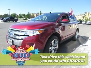 2013 Ford Edge Limited 3.5l v6 Limited Trim with All Wheel Drive