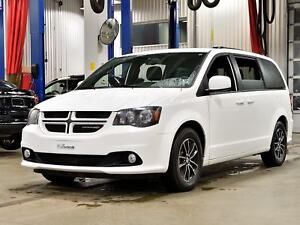 2018 Dodge Grand Caravan GT * NAV * DVD * CAMERA * CUIR