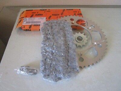 NOS KTM 015-017 150 SX 250 SX-F 450SX-F Drive Train Kit 13-48T 00050002004