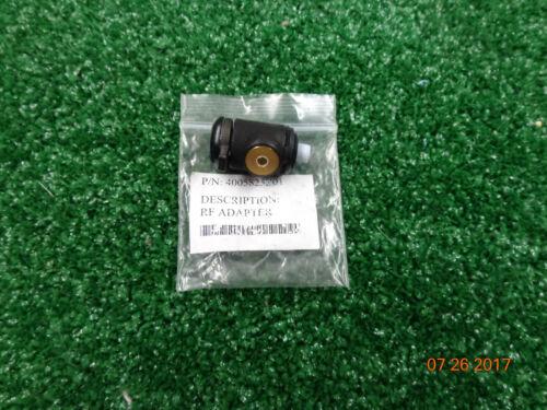 Motorola 700/800 XTS5000 VHF Radio Speaker Mic RF Adapter MINT COND  #4005825Z01
