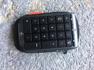 Logitech Wireless Keypad and Case Great Condition