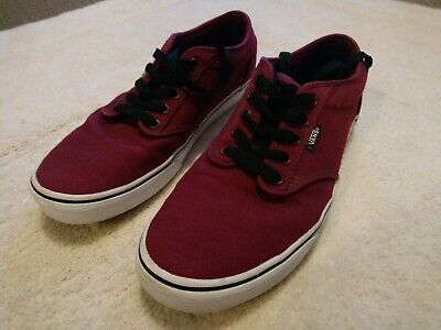 Vans Trainers Shoes in Port Royale UK Size 11