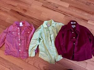 Boys dress shirts - size 3T