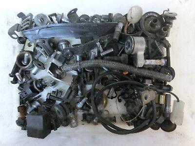 Yamaha FZ6N, FZ-6N, FZ-6, RJ07, 04-06, Schrauben und Kleinteile Set, Restteile, gebraucht gebraucht kaufen  Malsfeld