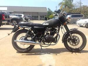 Cafe Racer Braaap ST-250 Mercury BRAND NEW (lifetime warranty) Capalaba Brisbane South East Preview