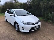 Toyota Corolla Ascent Sport 2014,Pearl white Adelaide CBD Adelaide City Preview