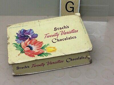 y Box Twenty Varieties - Empty (Brach Candy)