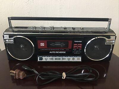 TOSHIBA RT-8056 Stereo Radio Cassette Recorder Boom Box