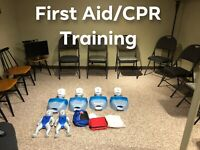 First Aid/CPR Level C March 14 Evening