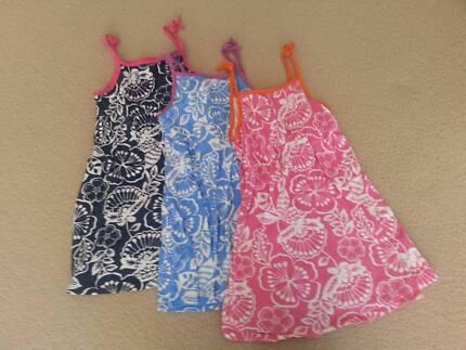 Girls Old Navy Sundresses - Size 5T