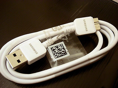 New Original Oem Samsung Galaxy Note 3 S5 Usb 3 0 Data Sync Charger Cable Cord