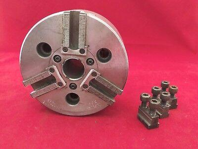 6.250 Howa Power Chuck No. 498 Fits Wasino L-70 Cnc Lathe