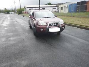 2004 Nissan X-trail Wagon 4x4 Manual comes with a RWC