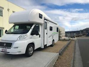 2013 Fiat 4 Berth Motorhome Cambridge Clarence Area Preview