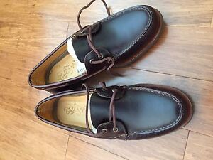 New Men's Sperry Gold Cup boat shoes size 11