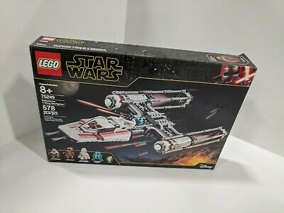 Lego Star Wars 75249 Resistance Y-wing Fighter