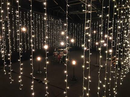 8 function outdoor led fairy lights outdoor lighting gumtree curtain fairy lights aloadofball Images