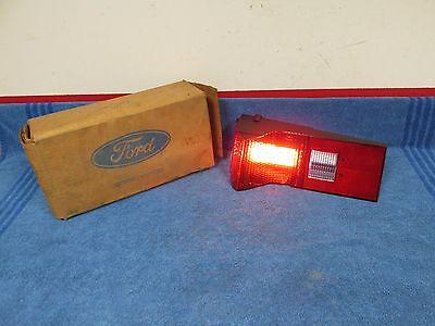1977 1978 1979 MERCURY COUGAR XR7 LH  TAIL LIGHT LAMP  LENS NOS FORD 1215