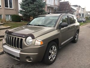 Jeep compass 2007 limited 4x4