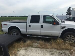 For Parts. 2008 Ford F-350 super duty