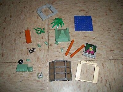 Vintage Lego Harry Potter sets parts and pieces Castle doors roof pieces more