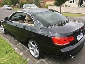 2010 BMW 3 Convertible Mitcham Whitehorse Area Preview