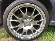 Set of rims&tyres Booker Bay Gosford Area Preview