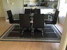 Dining Table and Chairs Birchgrove Leichhardt Area Preview