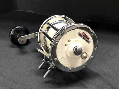 New Old Stock Garcia Mitchell 486 Fishing Reel  Rotating Head /& Frame NOS